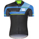 Sportful Gruppetto Pro Team Jersey Men black/electric blue/blue/green